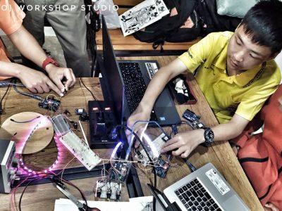 [Rabiit 102] Intermediate of Micro-controller Arduino Platform