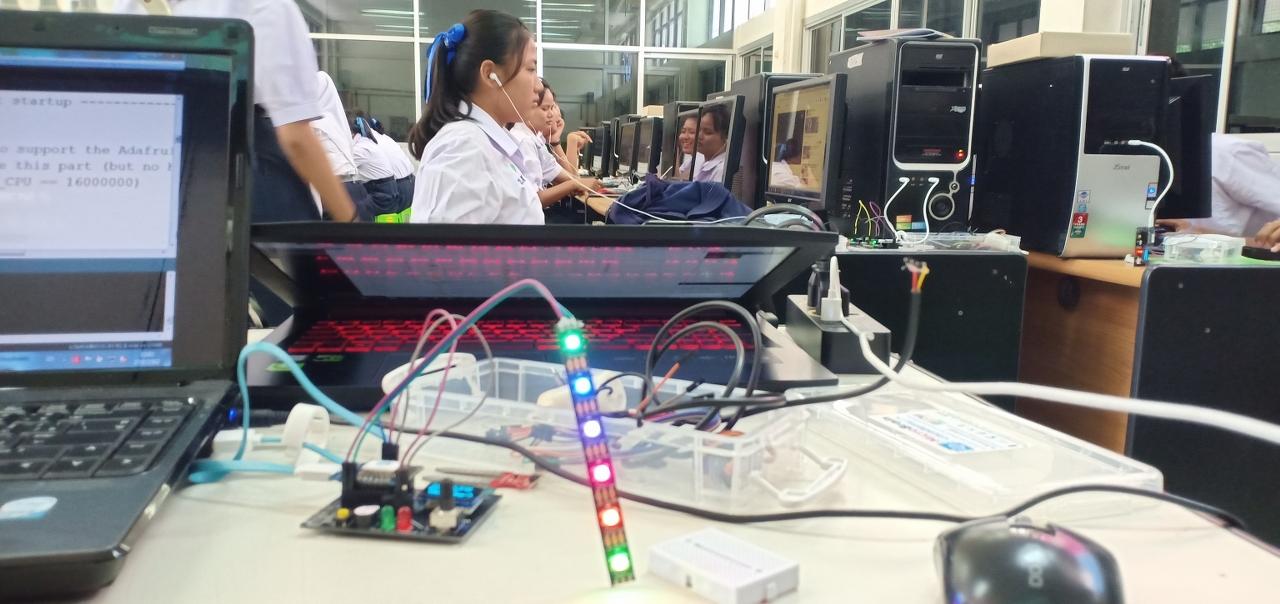 [IoT101-for senior high school] Internet of Things สำหรับนักเรียน (ชั้น ม. ปลาย)